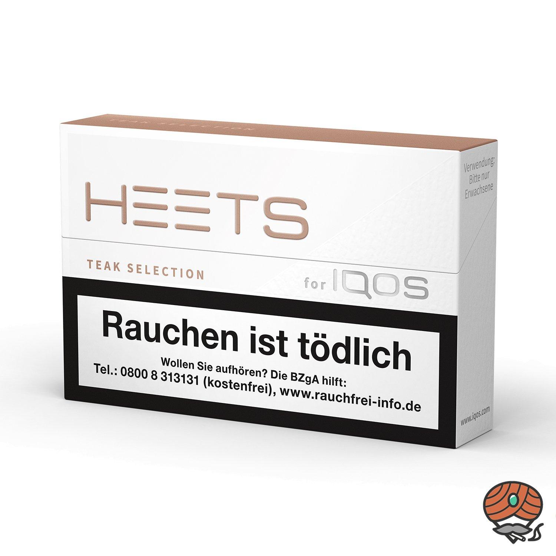 HEETS Teak Selection Tabak Sticks von Marlboro für IQOS 20 Stück