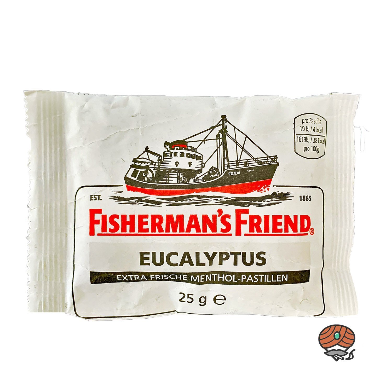 Fisherman`s Friend Menthol-Pastillen Eucalyptus