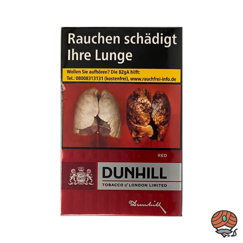 Dunhill RED Zigaretten, 20 Stück