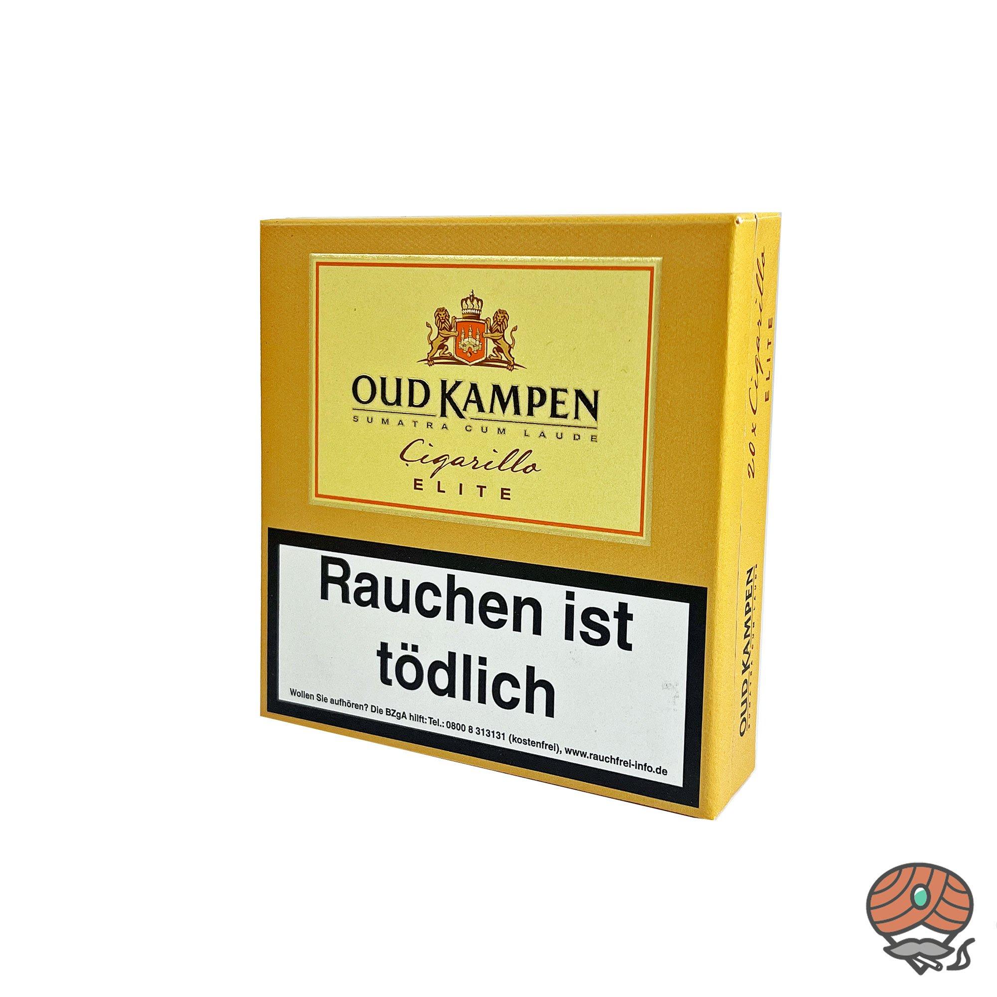 Oud Kampen Elite Zigarillos Sumatra Cum Laude 100% Tabak