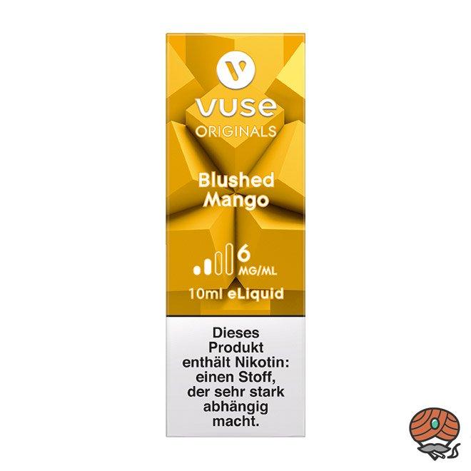 Vuse eLiquid Bottle Blushed Mango 6 mg/ml (ehem. Vype Classic Mango)
