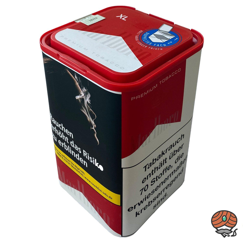 Marlboro Red / Rot Premium Feinschnitt Tabak  XL 135g Dose