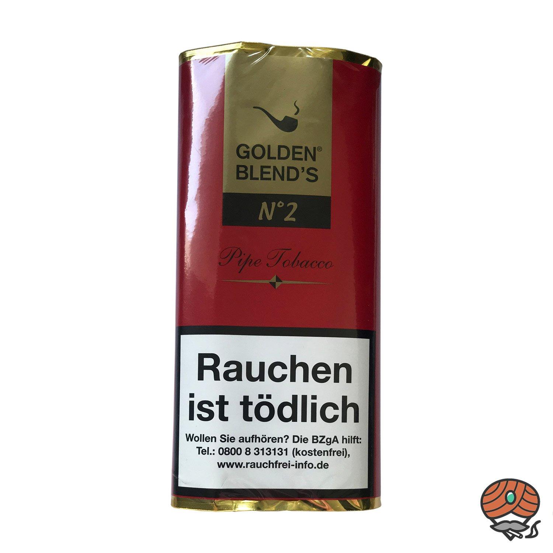 Golden Blend´s No. 2 Pfeifentabak 50g Pouch (ehem. Black Cherry)