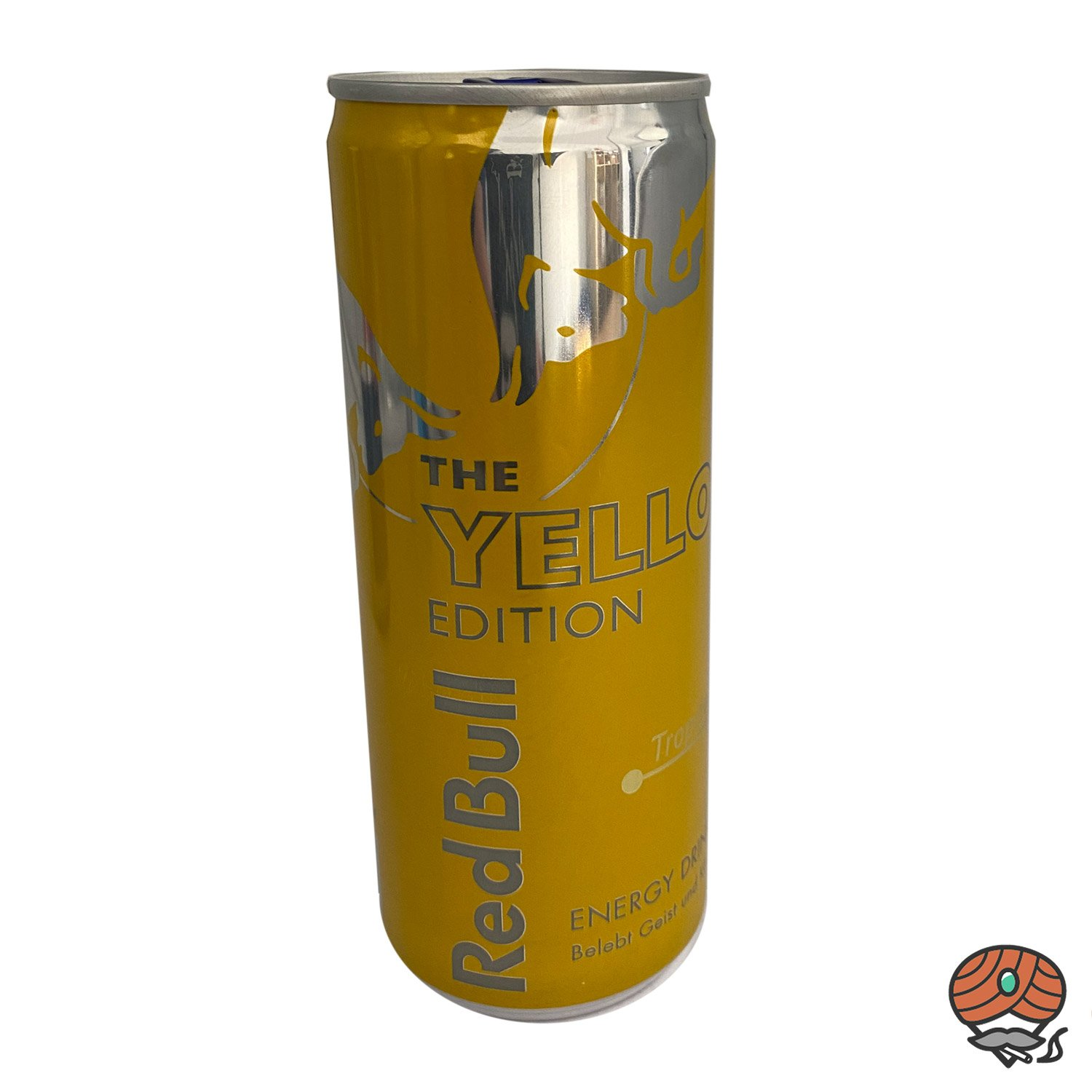 Red Bull Energy Drink THE YELLOW EDITION, Tropical, 250 ml Dose