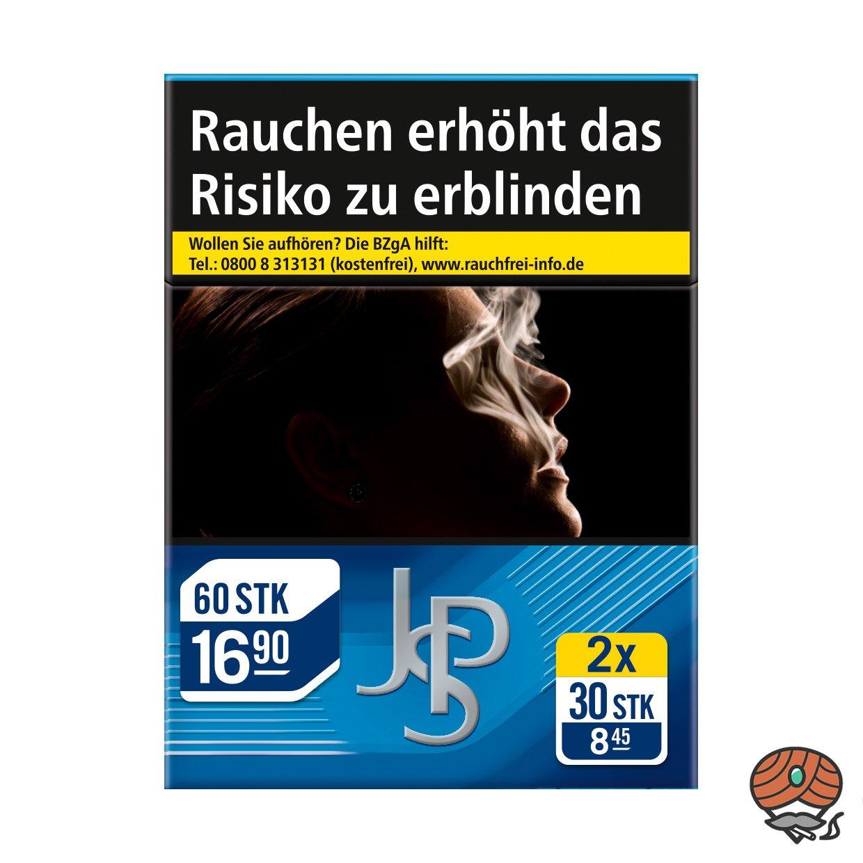 JPS / John Player Special DUO PACK Blue Stream Zigaretten 2 x 30 Stück