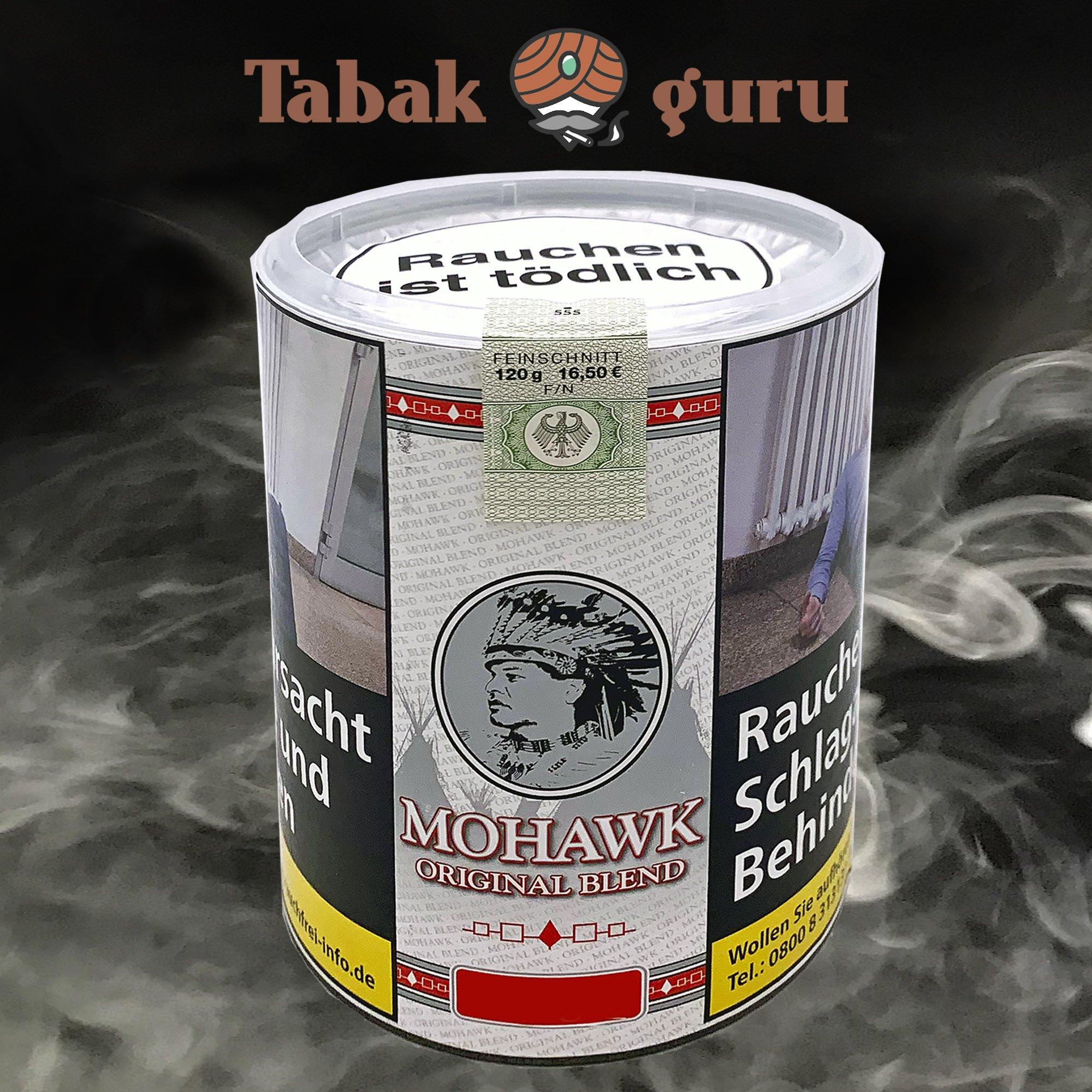 Mohawk Original Blend Feinschnitt-Tabak
