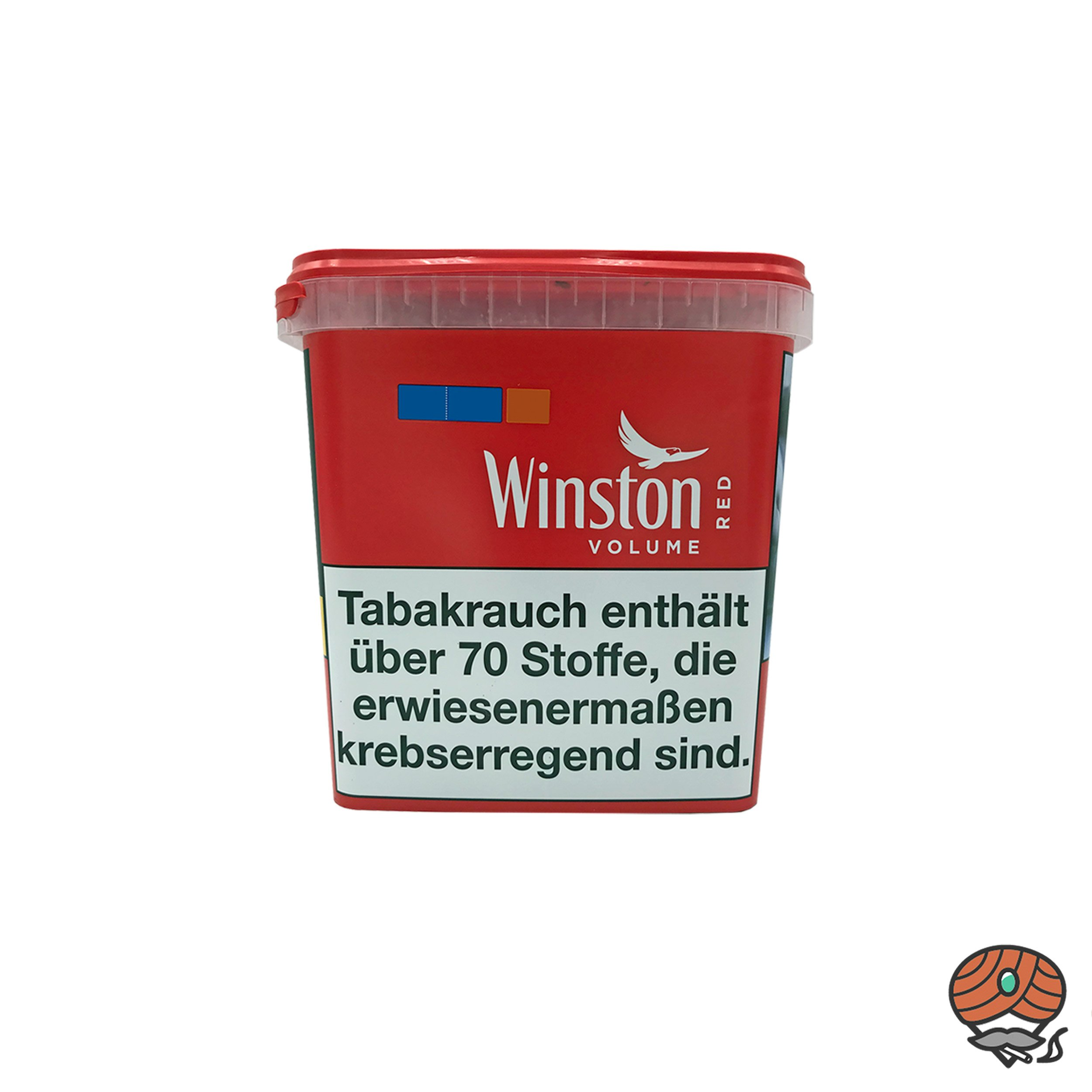 Winston Classic Red Volumentabak Giant Box 280 g