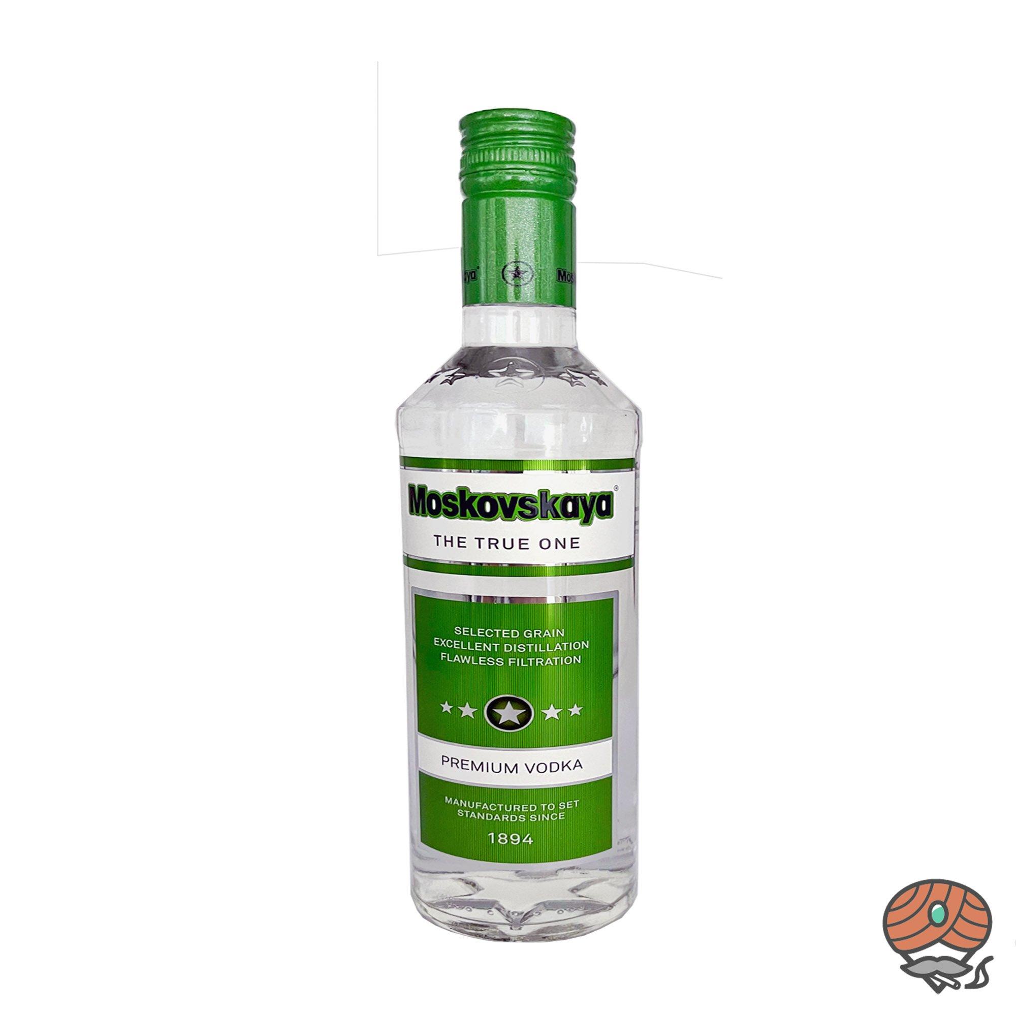 Moskovskaya Vodka - Wodka 1 l, alc. 38 Vol.-%