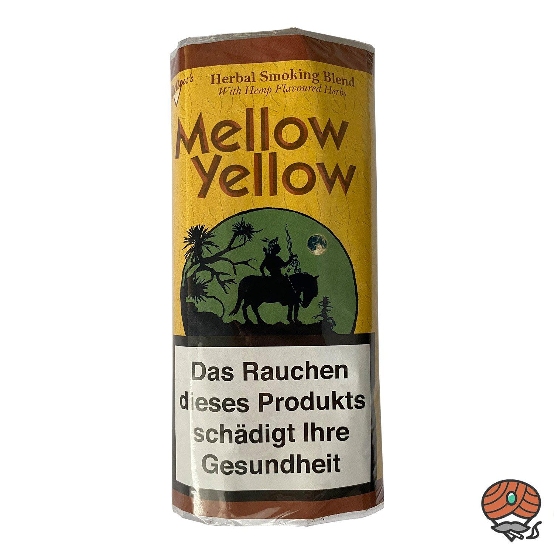 Mellow Yellow, Tabakersatz, nikotinfrei, Kräutermischung 35g
