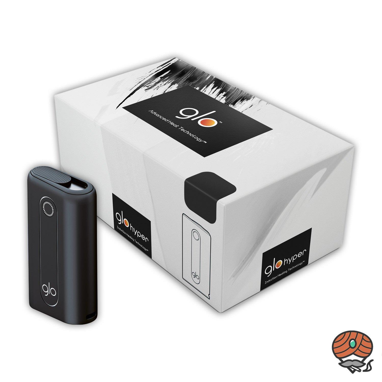 GLO Erhitzer / Heater schwarz + 4 x Neo Sticks gratis (bei Registrierung)