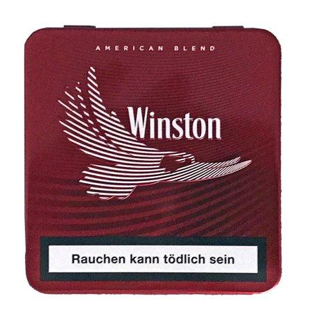 Winston Zigarettenbox
