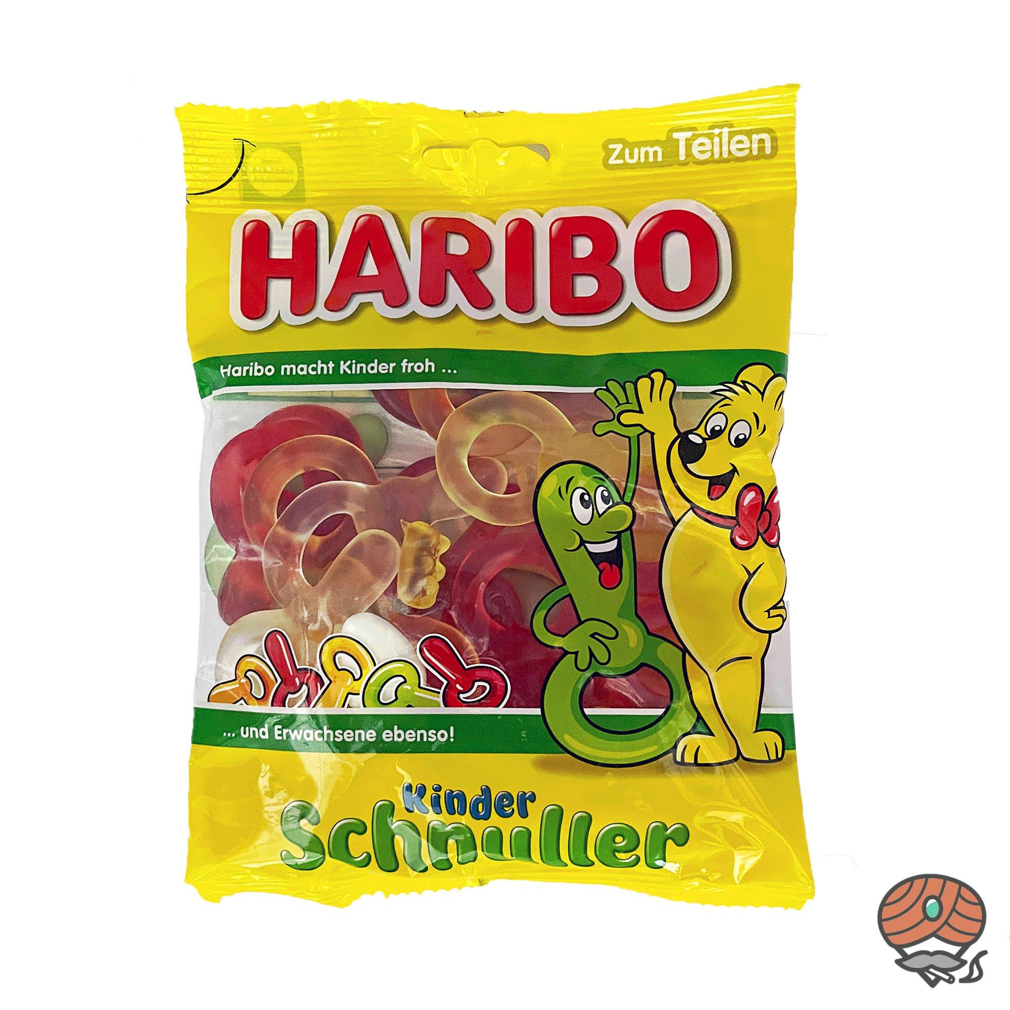 Haribo Kinder Schnuller Fruchtgummis 200g