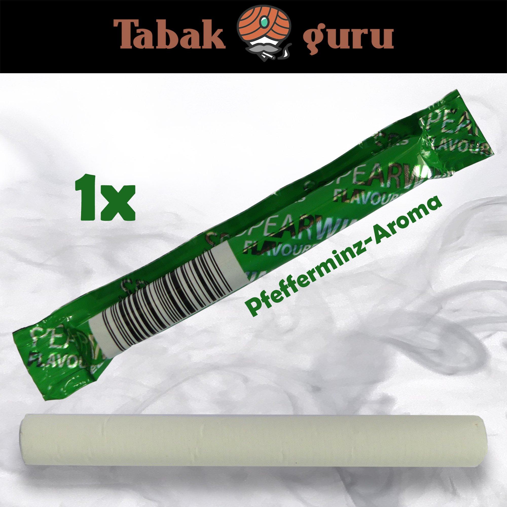 SPEARWIND MINT Pfefferminz-Aroma für Zigaretten & Tabak - Aroma-Stick