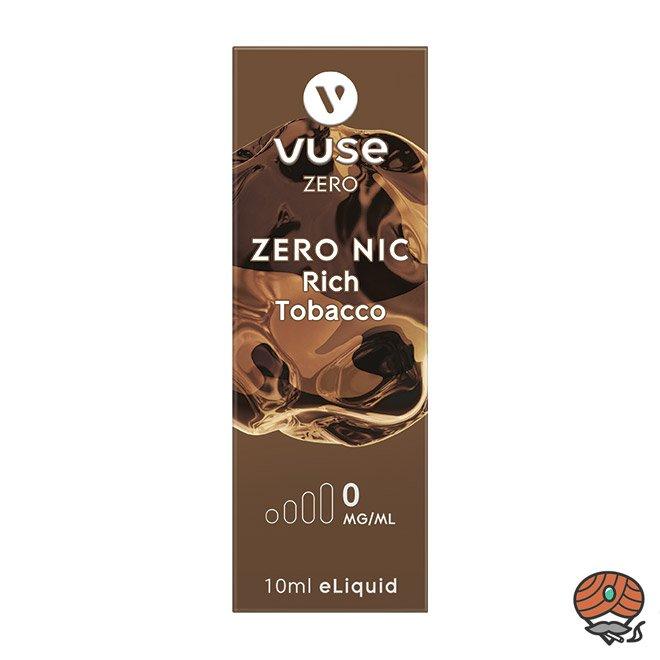 Vuse eLiquid Bottle Rich Tobacco 0 mg/ml (ehem. Vype Aromatic Tobacco)