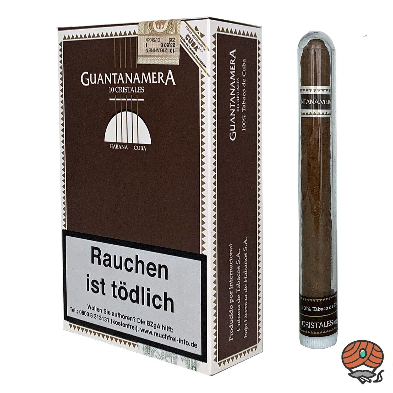 Gantanamera Cristales Zigarren Inhalt 10 Stück