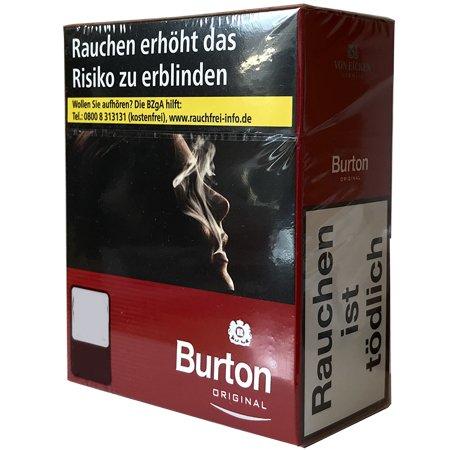 Burton Original Red / Rot XXXL Zigaretten (40 Stück)