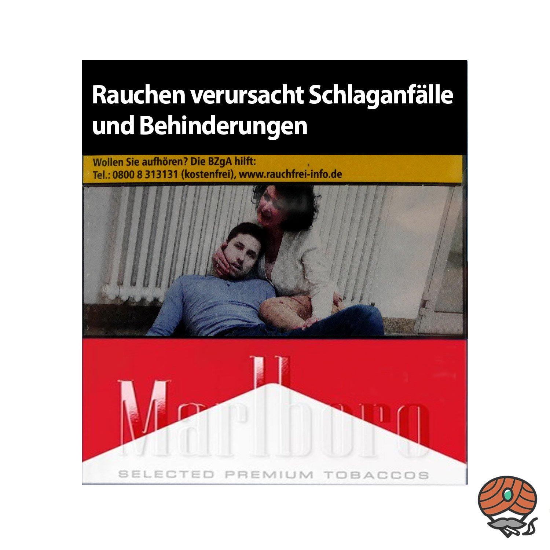 Marlboro Red Zigaretten 5 XL Inhalt 50 Stück