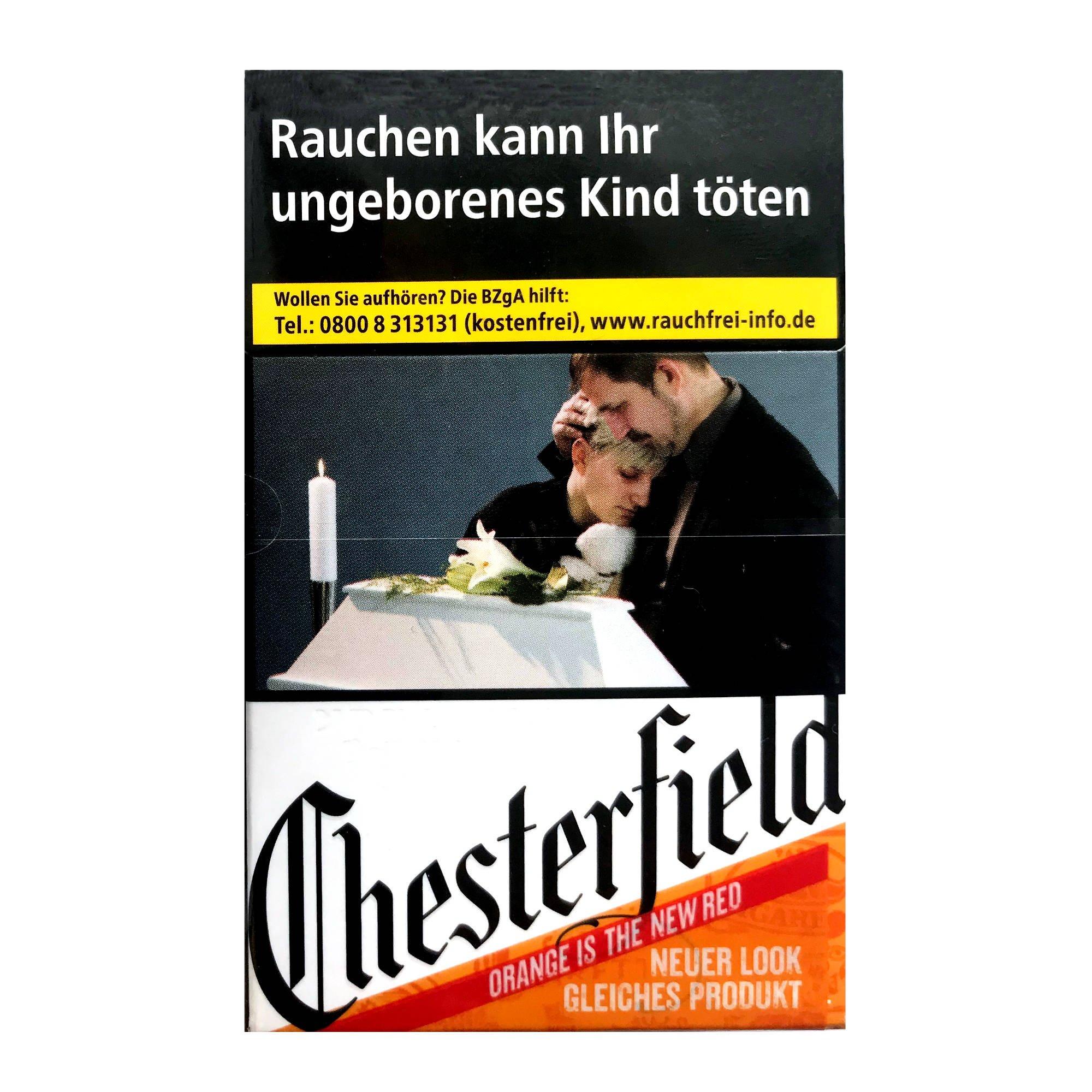 Chesterfield ORIGINAL Zigaretten (ehem. Red) - 20 Stück