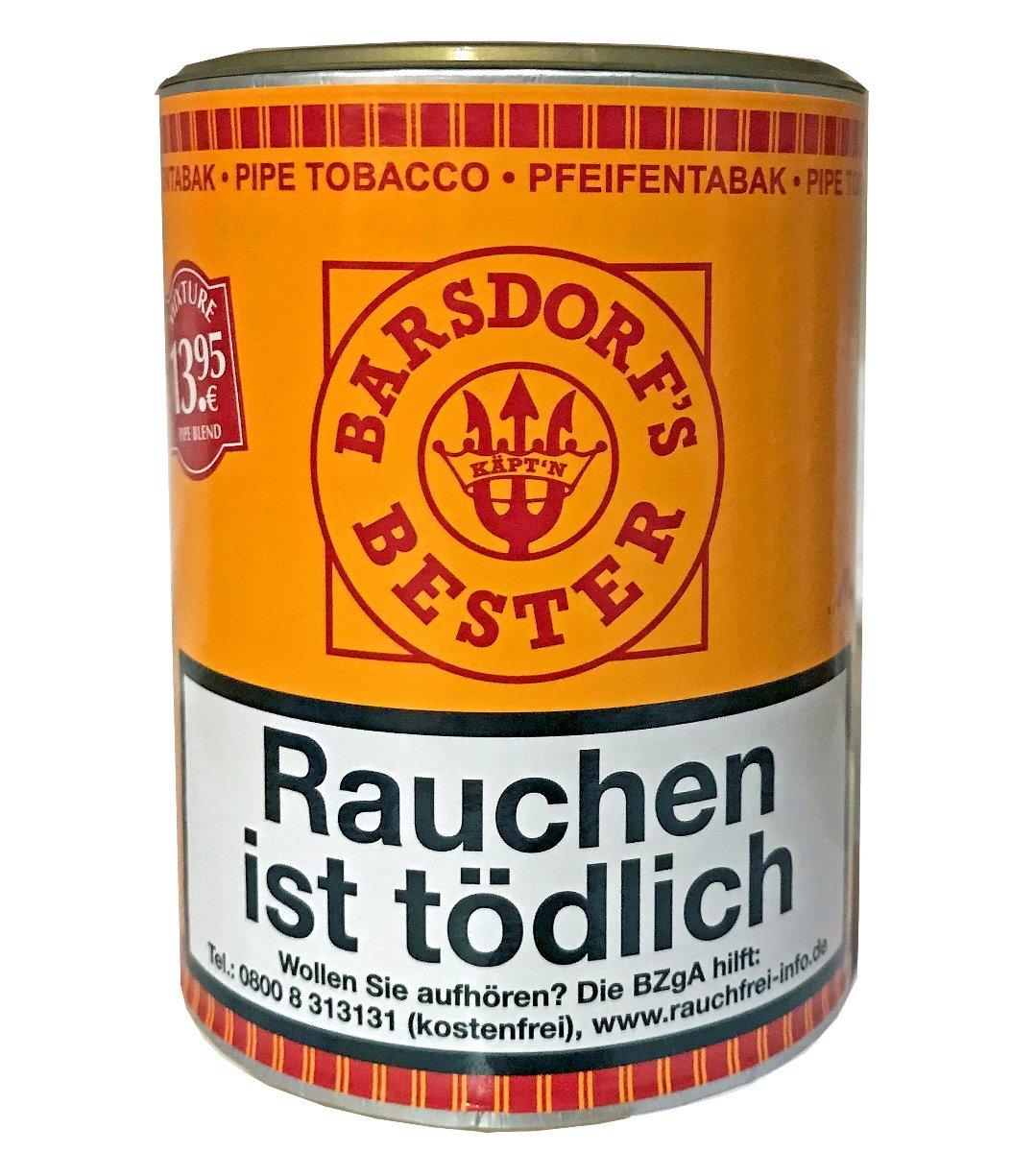 Barsdorf´s Bester Fine Flavor Aromatic Mixure Pfeifentabak 160g Dose