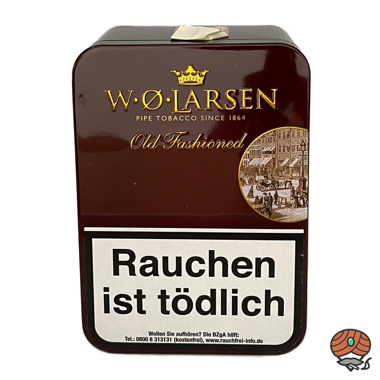 W.Ø. LARSEN Old Fashioned Pfeifentabak 100g Dose