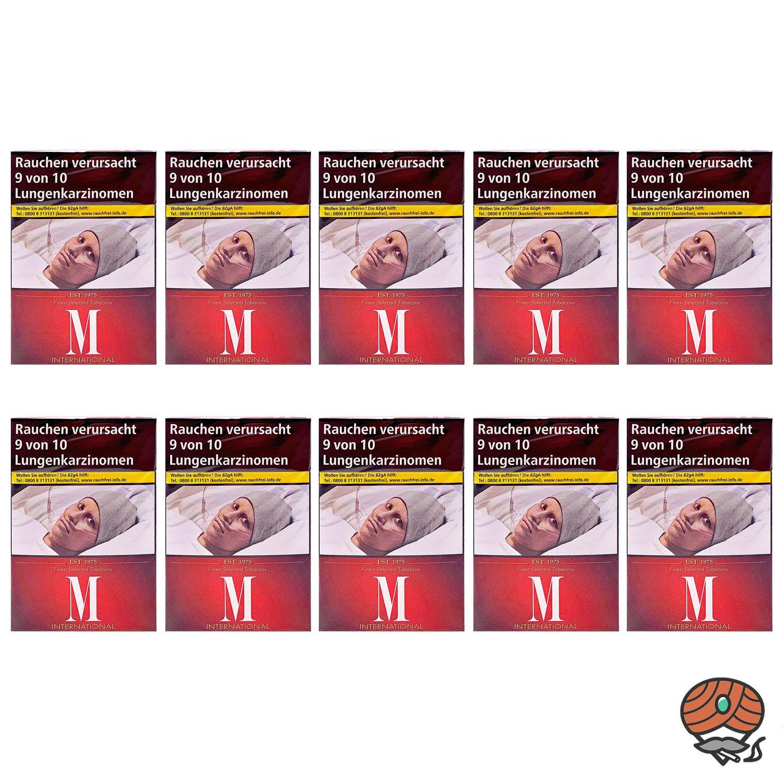 1 Stange M Classic Zigaretten 100er Format OP 10x20 Stück
