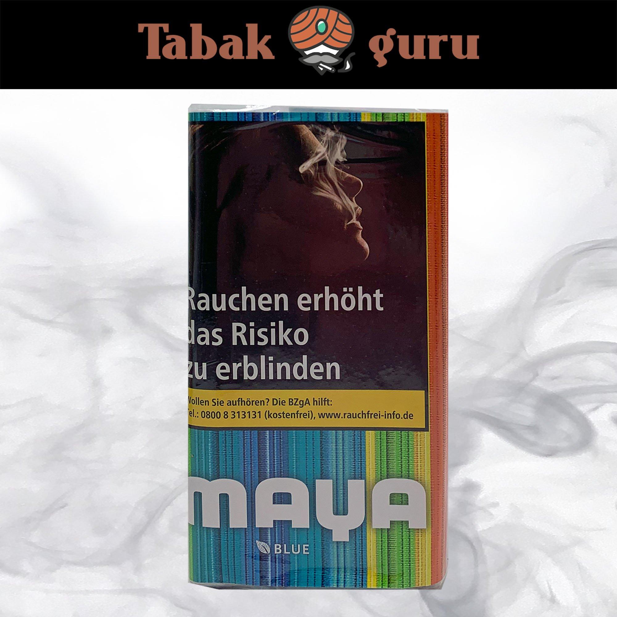 Maya Blue 30g Drehtabak