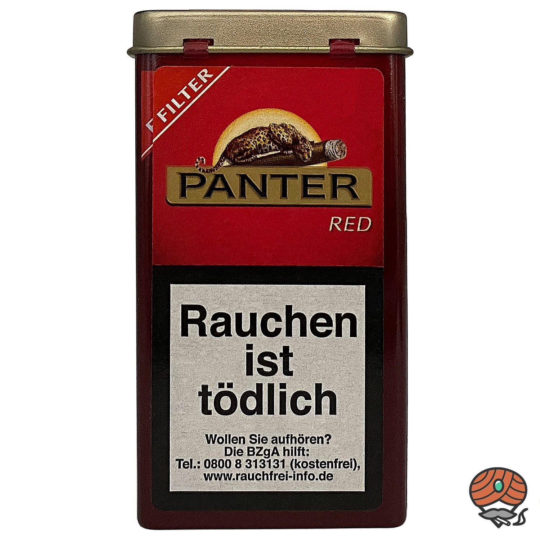 Panter Red / Vanilla Filter Zigarillos 5 Stück