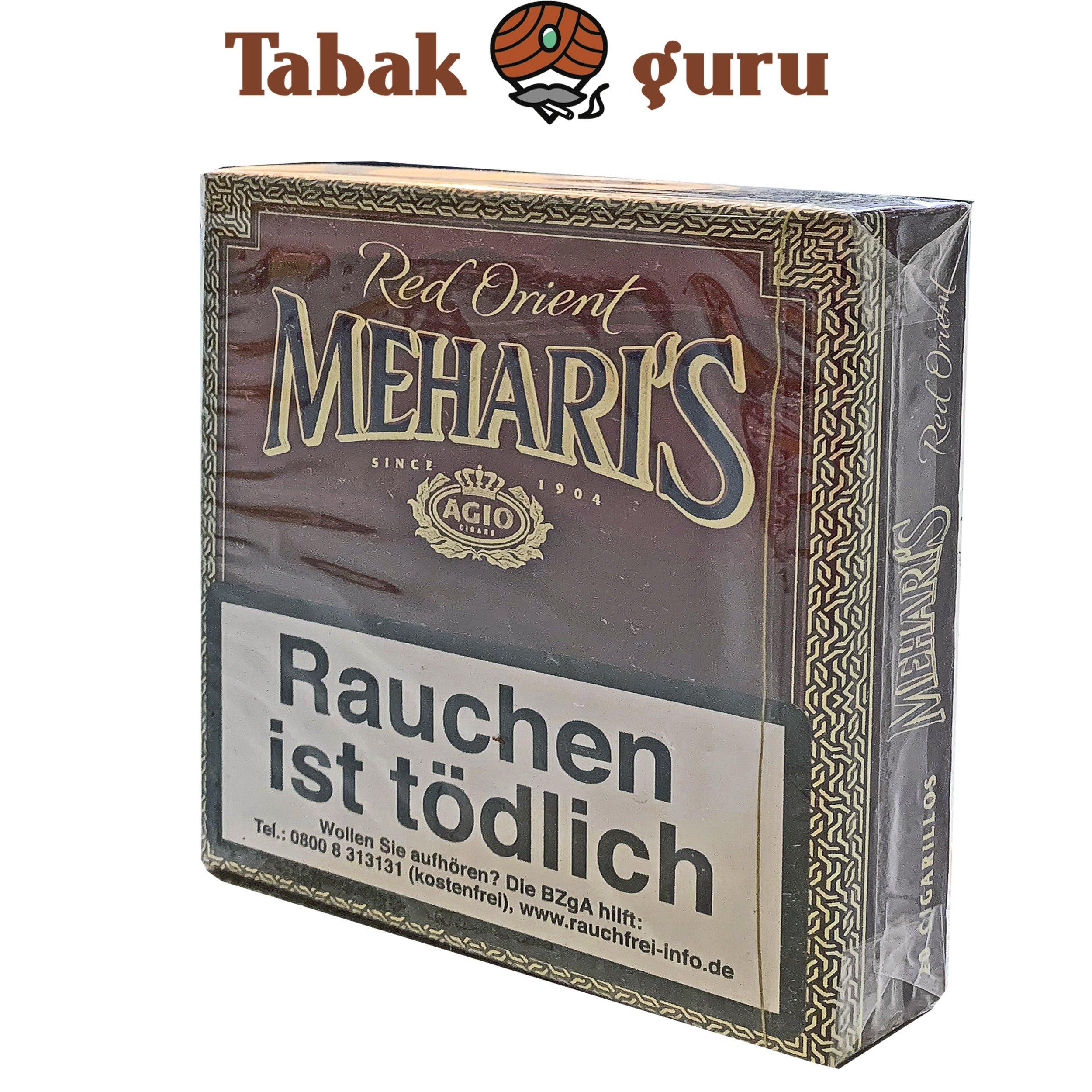 Meharis Red Orient Zigarillos