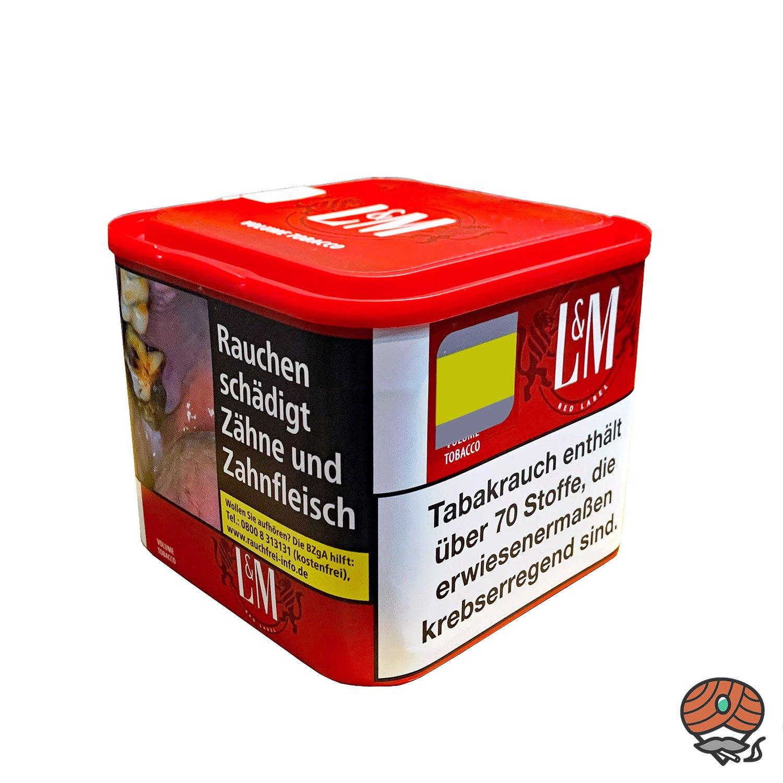 L&M Red Volumentabak 42 g M Dose