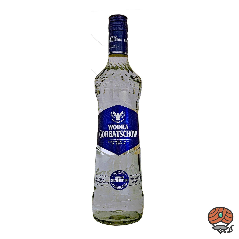 Wodka Gorbatschow 0,7 l, alc. 37,5 Vol.-%