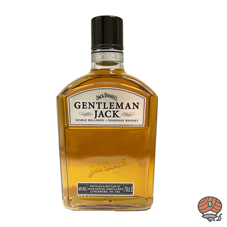 Jack Daniel´s Gentleman Jack Whiskey 0,7l, alc. 40 Vol.-% (Jack Daniels)