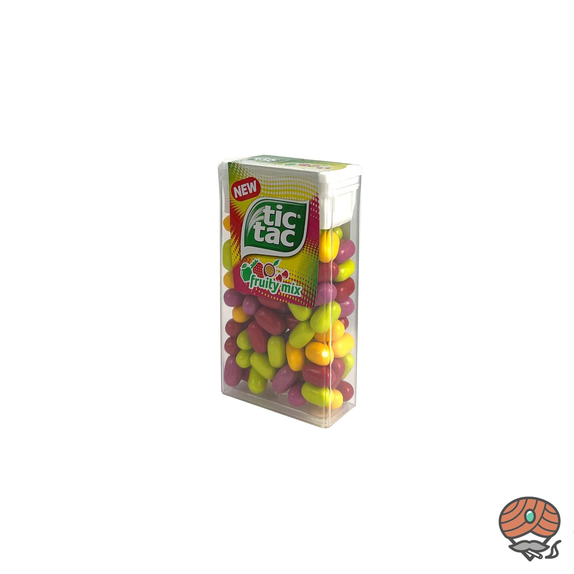 Tic Tac fruity mix Dragees Inhalt 49g